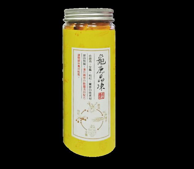 龜鹿晶凍 養延龜鹿寶新吃法 1