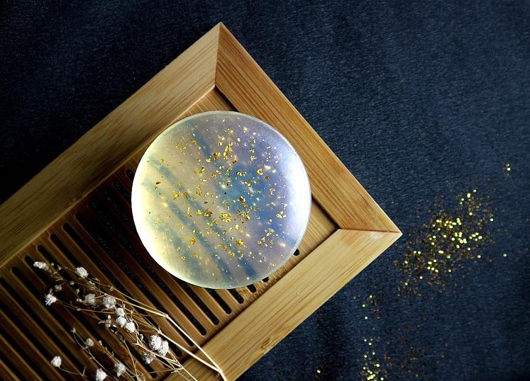 黃金美容洗顏皂-高奇 2