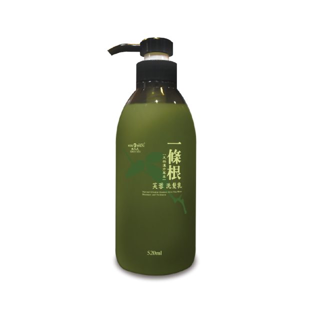 一條根芙蓉洗髮乳 (520ml) 1